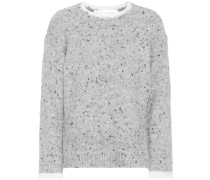 Pullover mit Alpaka