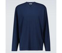 Sweatshirt Box aus Baumwolle