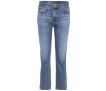 Cropped Jeans Isabelle aus Baumwolle