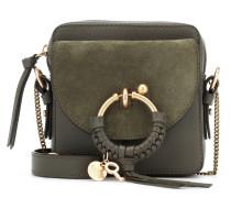 Tasche Joan Mini Camera aus Leder