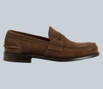 Loafers Pembrey aus Veloursleder