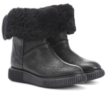 Ankle Boots New Christine aus Leder