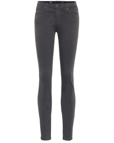 Mid-Rise Skinny Jeans The Prima