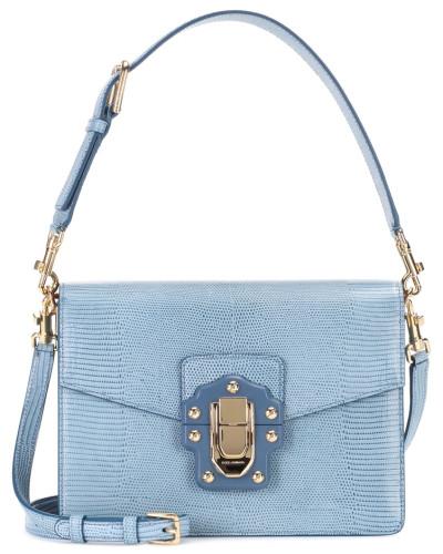 Dolce & Gabbana Damen Schultertasche Lucia aus Leder Auslass Sehr Billig Speichern Günstig Online KEBLtYUmE
