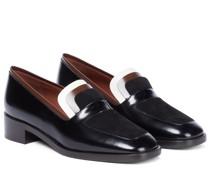 Loafers Eleonora aus Leder