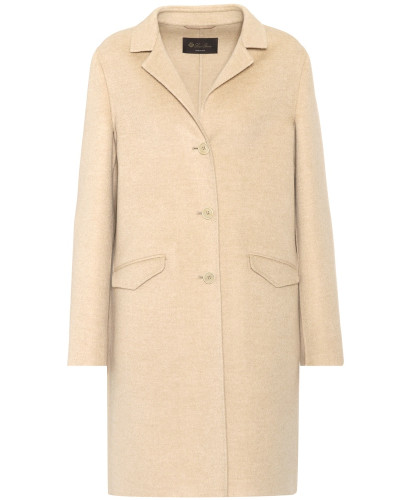 Mantel Freddy aus Cashmere