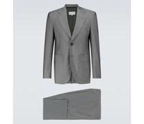 Anzug aus Wolle und Mohair