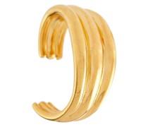 Einzelner Ear Cuff Blondeau aus 18kt Gelbgold