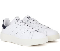 Sneakers Stan Smith Bold aus Leder