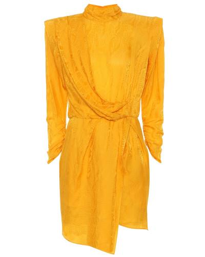 Minikleid aus Jacquard
