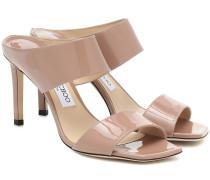 Sandalen Hira 85 aus Lackleder