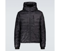 Daunenjacke Black Label Lodge Hoody