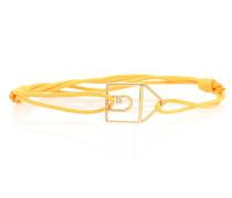 Armband Casa Brillante aus 9kt Gelbgold