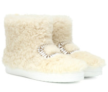 Sneakers Sneaky Viv' aus Shearling