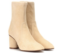 Ankle Boots Margot 75 aus Leder