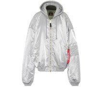 x Alpha Industries, Inc. Wendbare Bomberjacke