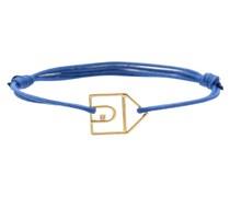 Armband Casita mit 9kt Gelbgold und Diamant