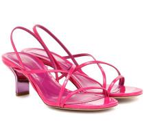 Sandalen Leeloo aus Lackleder