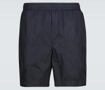Bermuda-Shorts aus Tech-Material