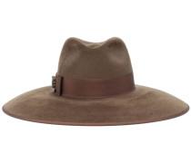 Hut aus gefilztem Kaninchenhaar