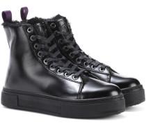 Boots Kibo Montana aus Leder