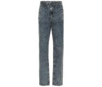 High-Rise Boyfriend Jeans Uduard