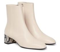 Ankle Boots Linn aus Leder