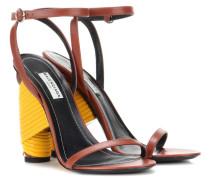 Sandaletten Bistrot aus Leder