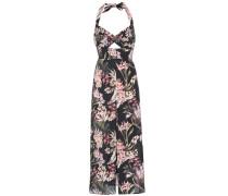 Kleid Curacao aus Leinen und Baumwolle