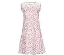 Printkleid aus Baumwolle
