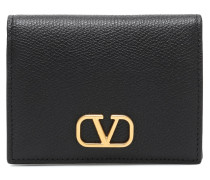 Portemonnaie VLOGO aus Leder
