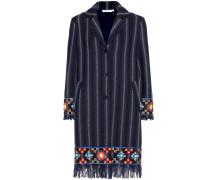 Mantel Luna aus einem Baumwollgemisch