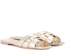 Nu Pieds 05 leather sandals