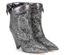 Ankle Boots Luliana mit Glitter