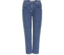 Cropped Boyfriend-Jeans Neat Boy