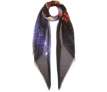 Schal Souvenir Paris aus einem Seidengemisch
