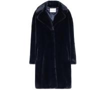 Mantel Camille aus Faux Fur