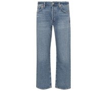 High-Rise Straight Jeans Emery