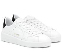 Sneakers Purestar aus Leder