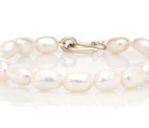 Fußkette Small Baroque Pearl mit Süßwasserperlen