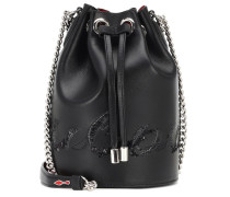Bucket-Bag Marie Jane aus Leder