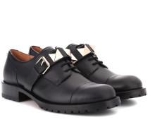 Garavani Schnürschuhe aus Leder