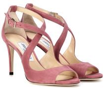Sandaletten Emily 85 aus Veloursleder