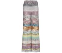 Gestrickte Hose aus Wolle