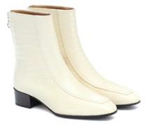 Ankle Boots Amelia aus Leder