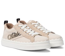 Sneakers Lauren aus Canvas