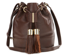 Bucket-Bag Vicki Small aus Leder