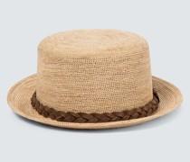 Hut aus Bast