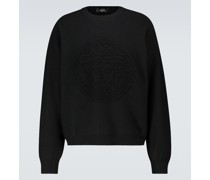 Pullover Medusa aus Wolle