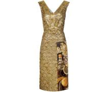 Kleid Fructidor aus Cloqué-Jacquard